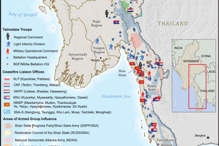 Risk Management and the Business of Financial (Non-)Disclosure in Myanmar