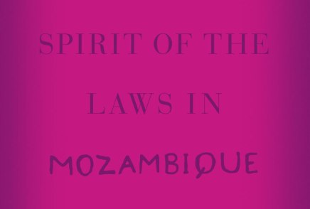 The Spirit of the Laws inMozambique
