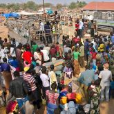 UGANDA-SSUDAN-UNREST-REFUGEE