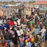 UGANDA-SSUDAN-UNREST-REFUGEE