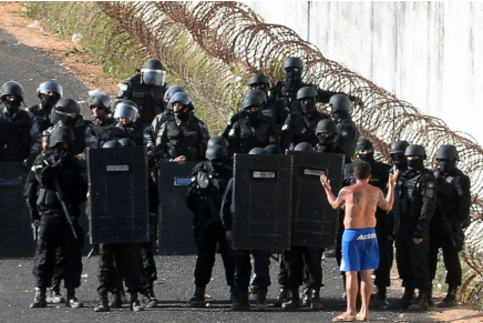 Authority, Confinement, Solidarity, andDissent