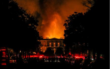 Brazil Is Burning!