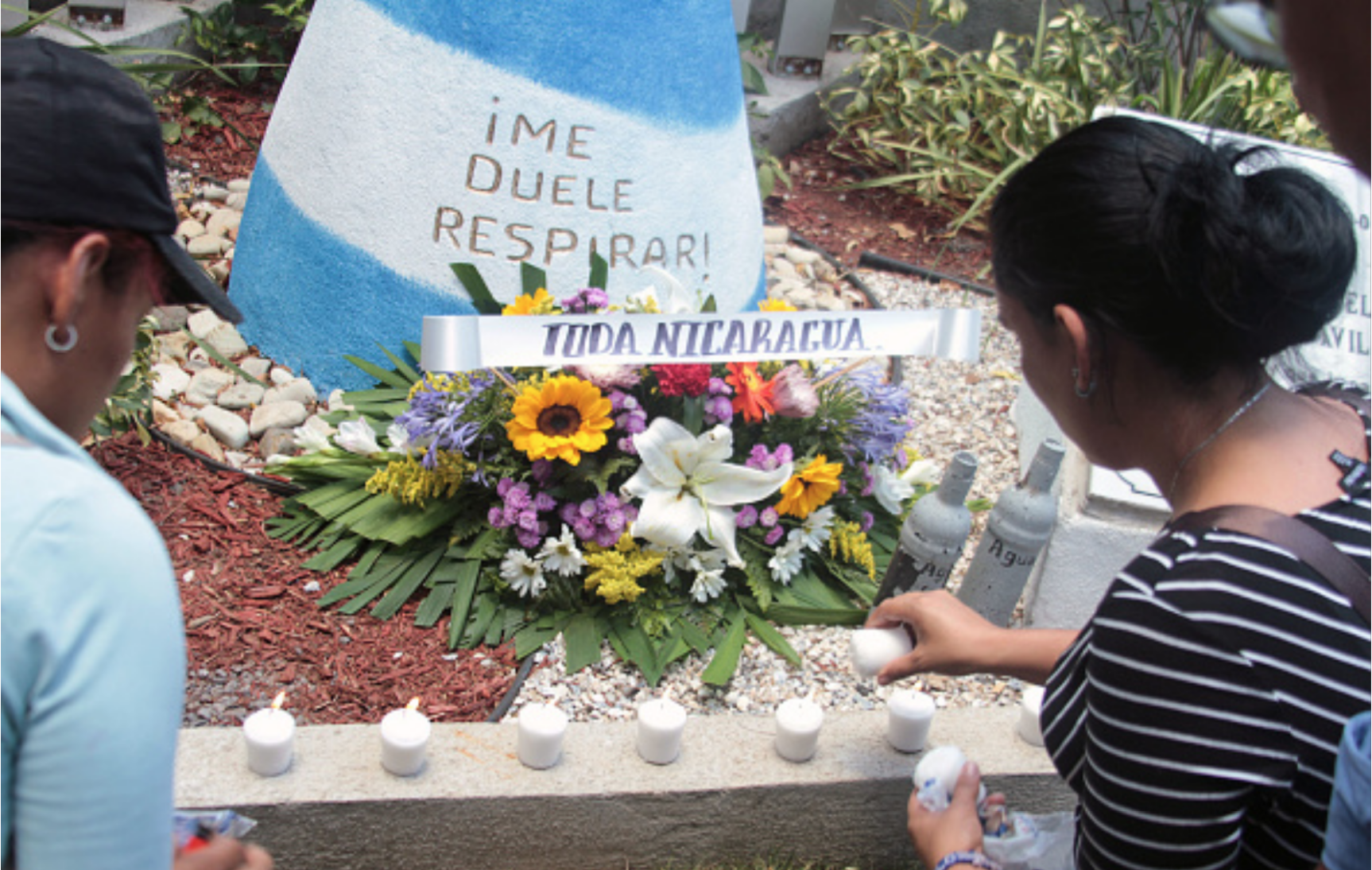 Power to the People: Between Death and Insurrection in Nicaragua