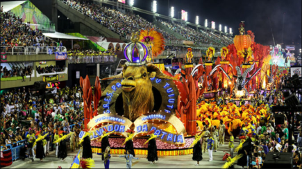 Tragedy and Resilience in Brazil's Carnival2019
