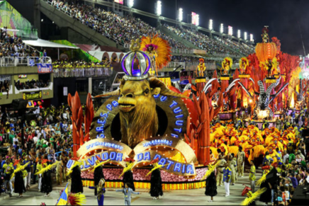 Tragedy and Resilience in Brazil's Carnival 2019