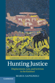 Hunting Justice