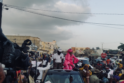 Gender Parity and the Politics of Representation in Senegal