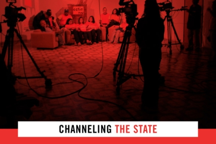 Popular TV: Schiller's Channeling the State
