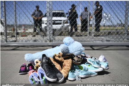 Naomi Glenn-Levin Rodriguez on Family Separation: PoLAR AuthorInterview