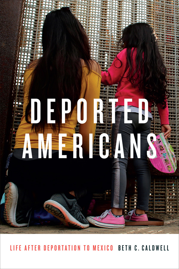 Americans, Deported