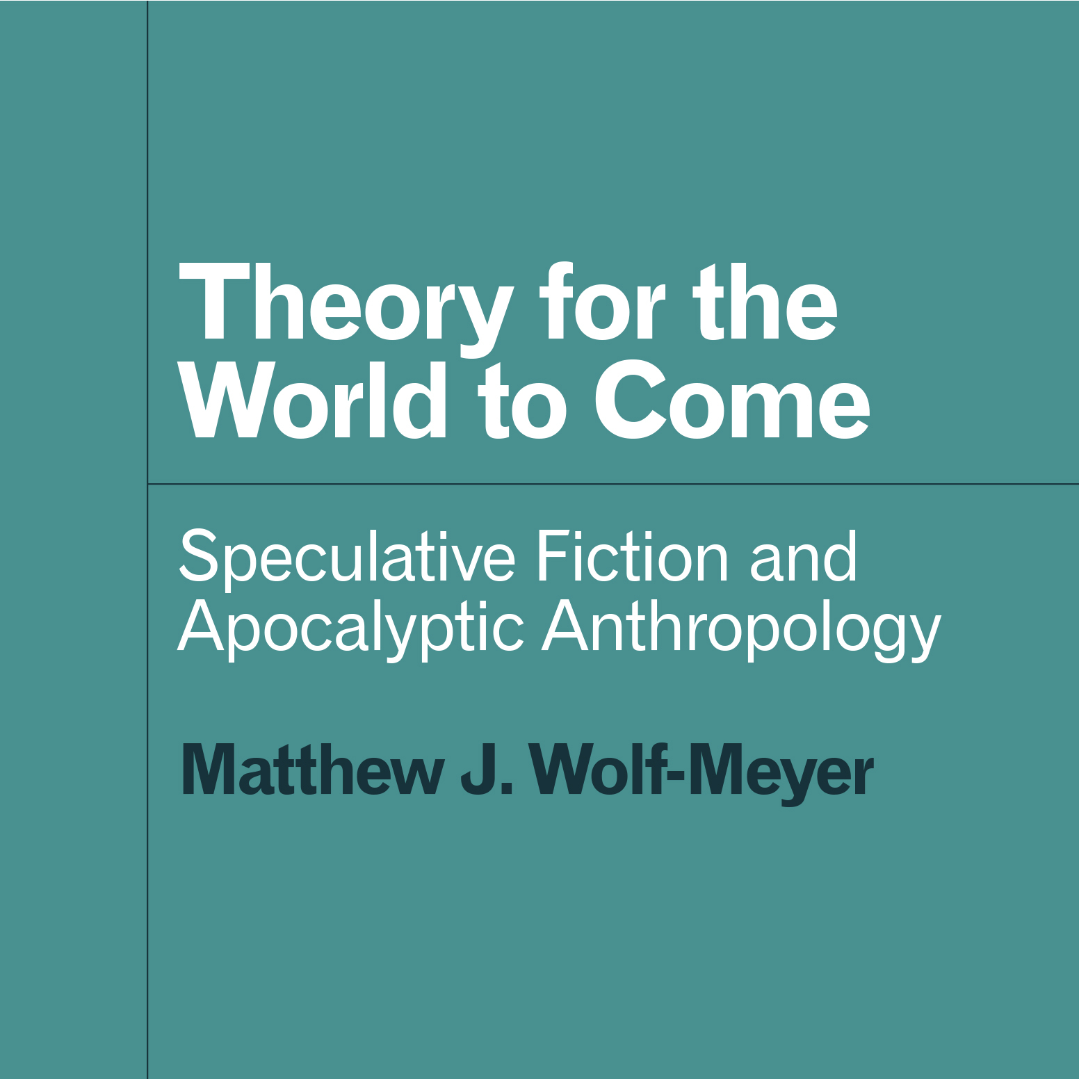Speculative Anthropology