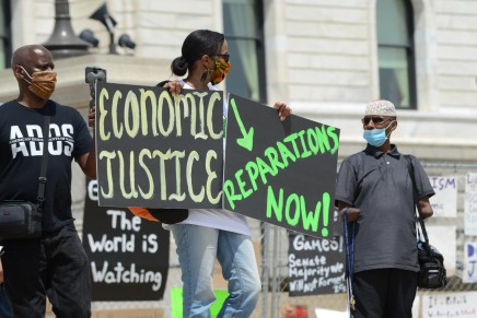 Introduction:  On Reparations for Slavery andColonialism