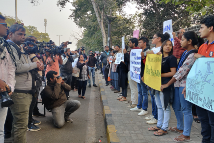 Protesting in Ahmedabad: Between Resistance and Restrictions