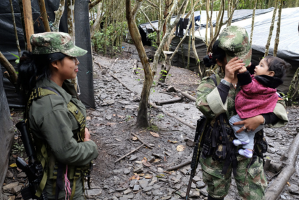 Victims, Revolutionaries, or Heroic Mothers? The Debate of Reproductive Politics in the FARC
