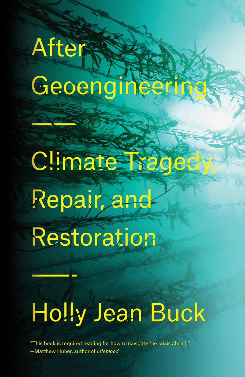 After (Reading) Geoengineering