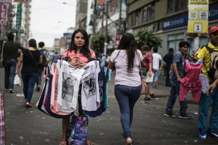 Legalized Extortion: The Exercise of the State's Fiscal Capacity over Informal Street Vendors at Lima's Gamarra Market,Peru
